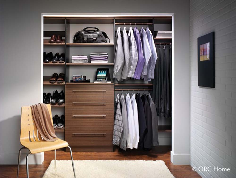 We make it easy to get the spacious closet you've always wanted